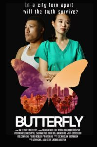 Butterfly–ACMA Short Film Poster